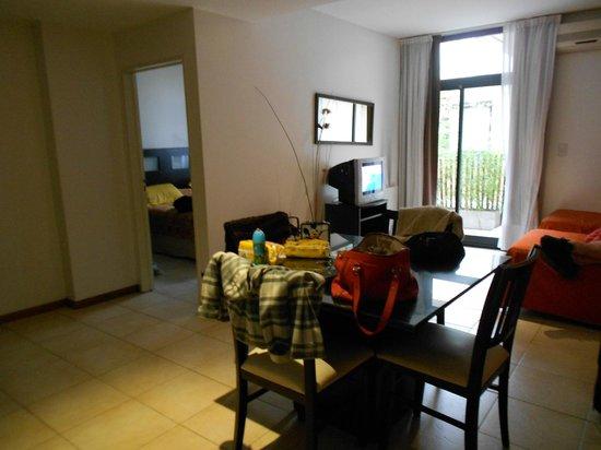 Sures Belgrano Suites: Habitación