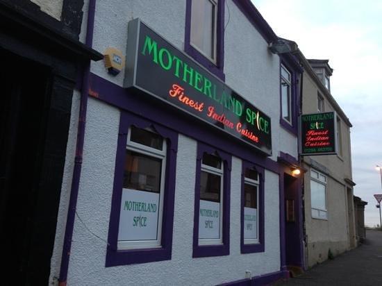 Motherland Spice: family restaurent