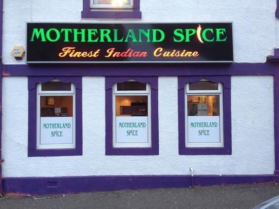 Motherland Spice: Best Indian Restaurent