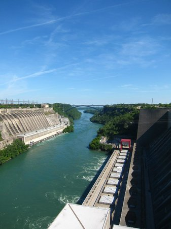Robert Moses Niagara Hydroelectric Power Station