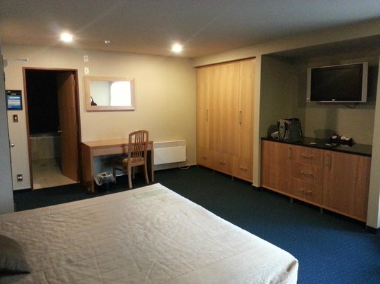 Distinction Luxmore Hotel Lake Te Anau: Room