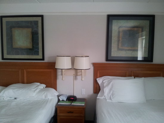 La Quinta Inn & Suites Ft. Lauderdale Plantation: Comfy Beds (2 Double Bed Rooms)
