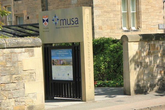 Museum of the University of St Andrews: MUSA