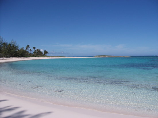 Governor's Harbour, Eleuthera: Twin Cove Beach