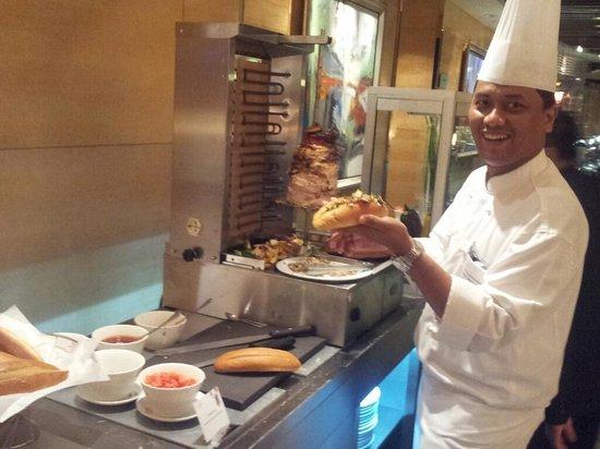 Chef Hamdan Malay Kebab Picture Of The Living Room Kuala Lumpur