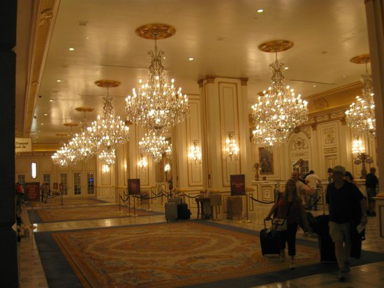 Great lovely chandeliers at check in paris hotel picture of paris las vegas great lovely chandeliers at check in paris hotel mozeypictures Gallery