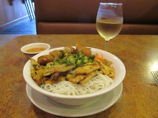 Pho Thanh Binh: very good