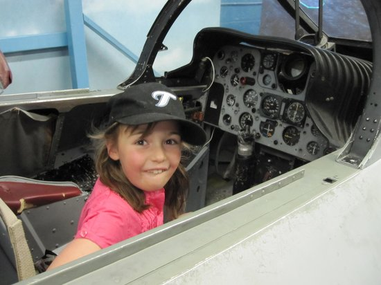 Canadian Air & Space Museum: Children's area