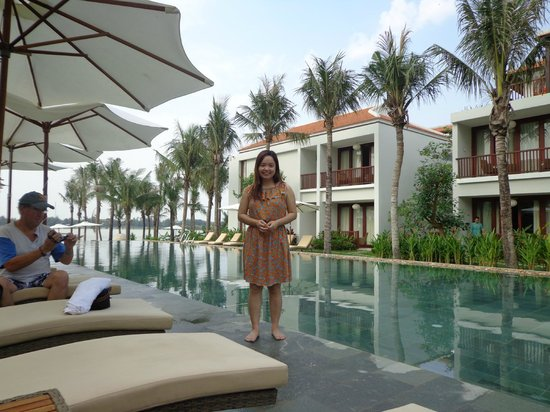 Vinh Hung Emerald Resort: Swimming Pool