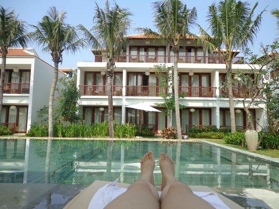 Vinh Hung Emerald Resort: Room