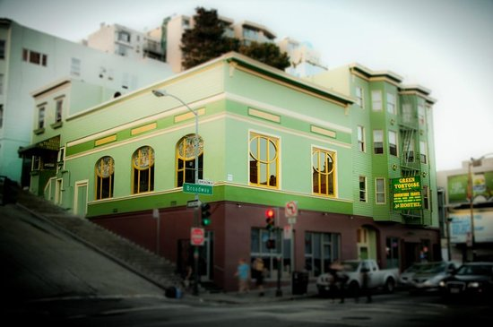 Green Tortoise Hostel - San Francisco