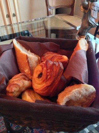 Courcelles-Parc : Croissants