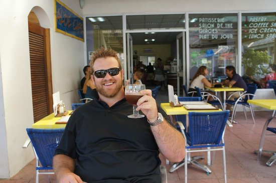 Aloe Cafe : Cheers!!!!!