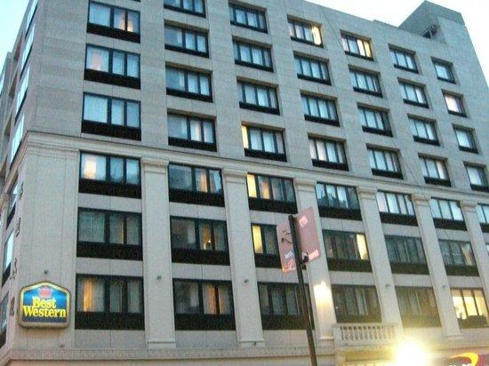 Best Western Bowery Hanbee Hotel: Hotel exterior