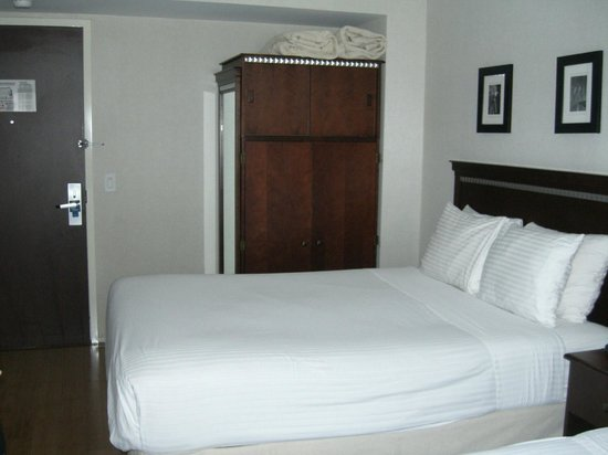 Best Western Bowery Hanbee Hotel : Room