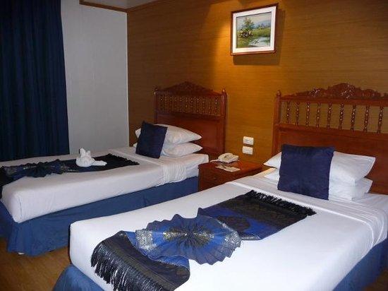 โรงแรม บางกอกเซ็นเตอร์: 客室