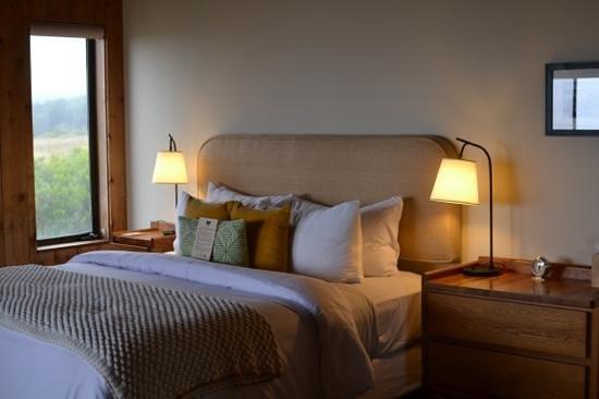 Sea Ranch Lodge: VERY Comfy Bed