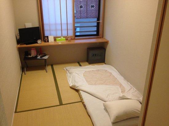 Family Inn Saiko: single room