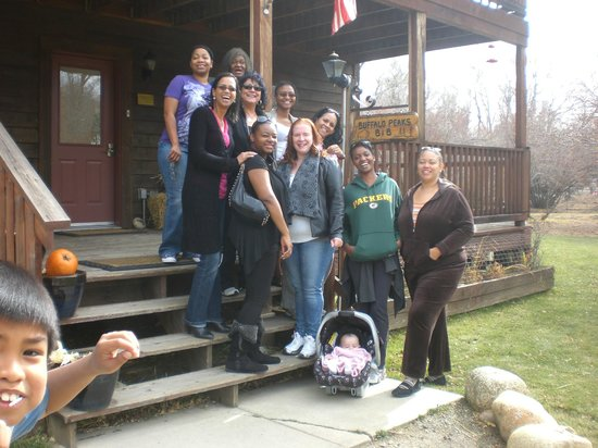 Buffalo Peaks Bed and Breakfast: Church Retreat