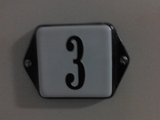 Old Nickel: Our Room Number