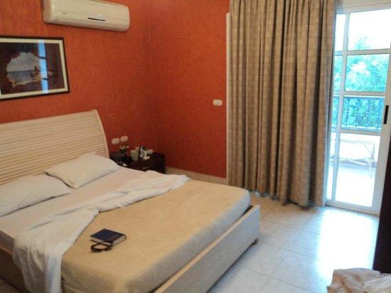 Delta Sharm Resort: Bedroom