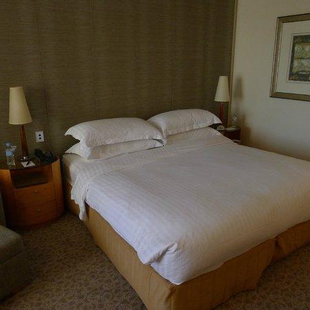 ไฮแอทรีเจนซี เพิร์ท: King bed