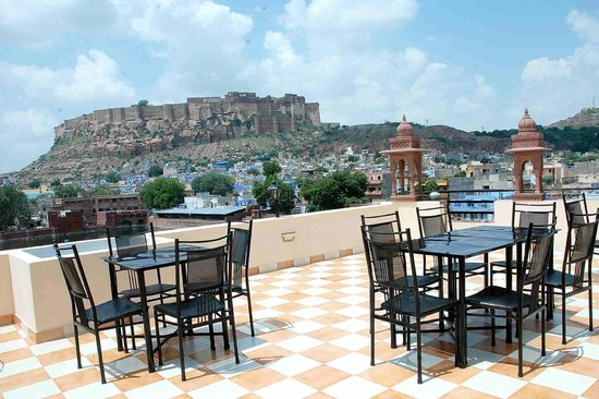 Jee Ri Haveli Roof Top Restaurant