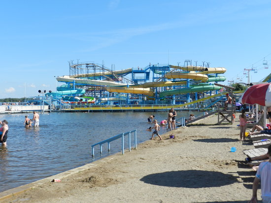Picture Of Indiana Beach Amut