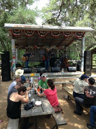 Luckenbach Texas General Store: Live Music