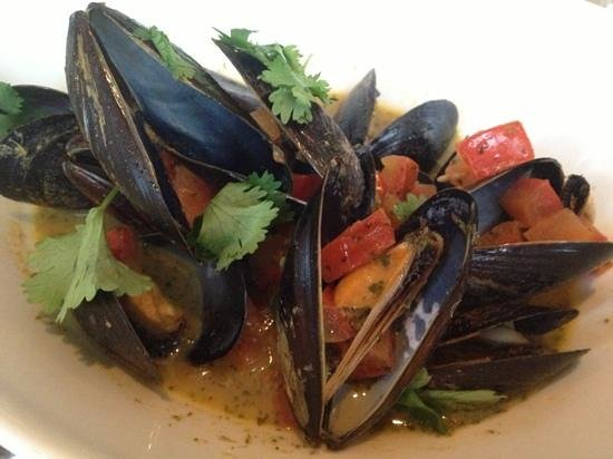 Passionfish : mussels appetizer