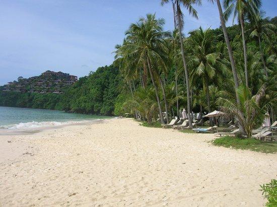 Kantary Bay, Phuket: Cape Panwa beach