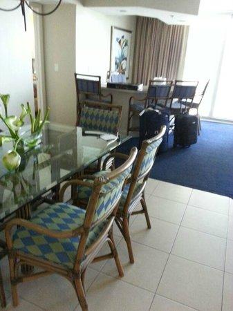 GullWing Beach Resort: comedor