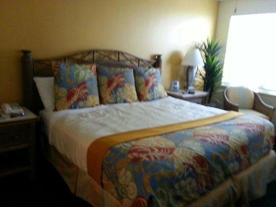 GullWing Beach Resort: Dormitorio