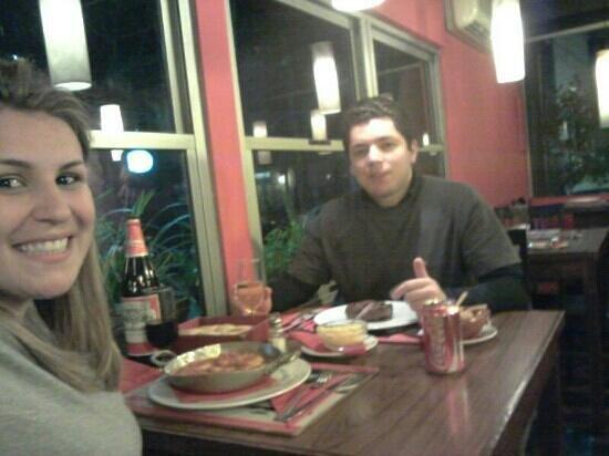 Parrillada Trouville: Um dos melhores restaurantes em Pocitos. Atendimento muito bom, ambiente confortável, preço just