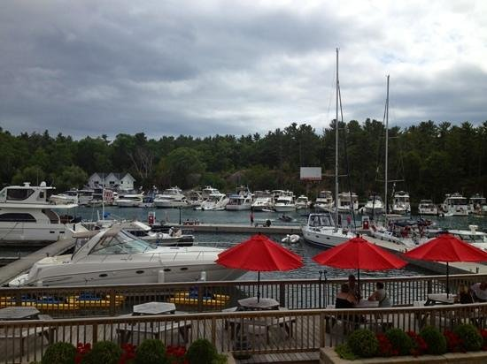 Sportsman's Inn: the sportsmans inn marina