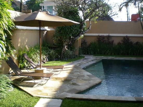 Mutiara Bali Boutique Resort & Villas: pool area