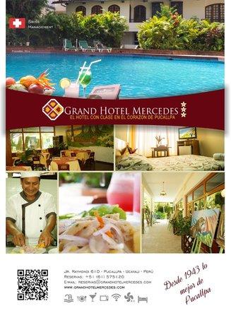 Flyer Grand Hotel Mercedes