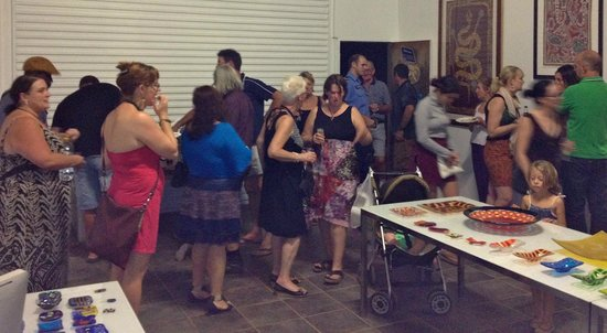 Fitzroy Crossing, Αυστραλία: gallery exhibition