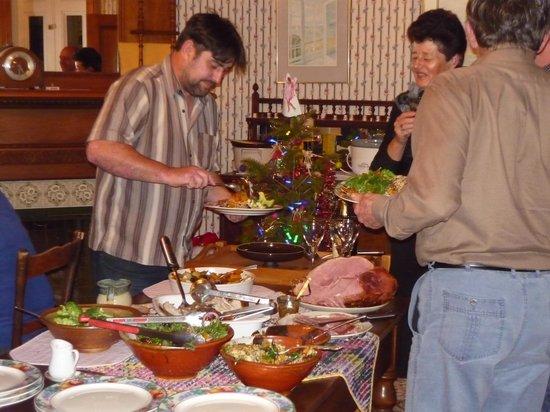 Ounuwhao Harding House: Fabulous Feast