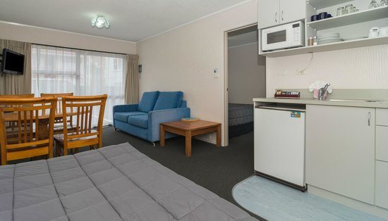 Edelweiss Motel: One Bedroom Unit