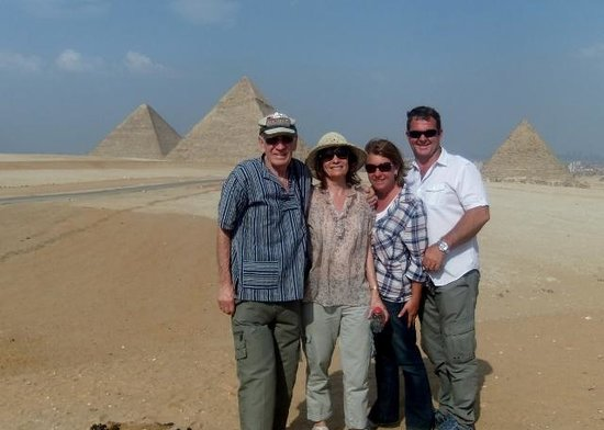 Ramasside Tours - Private Day Tours: Our Egyptian Holiday with Ramses