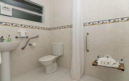 Edelweiss Motel : Access Bathroom