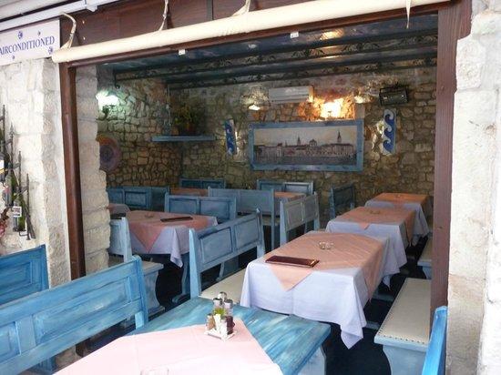 Pizzeria Mirkec: Very nice atmosphere