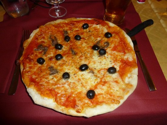 Trattoria da Rino : Pizza