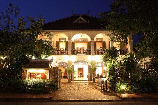 Somvang Khili Villa : Villa Santi Hotel
