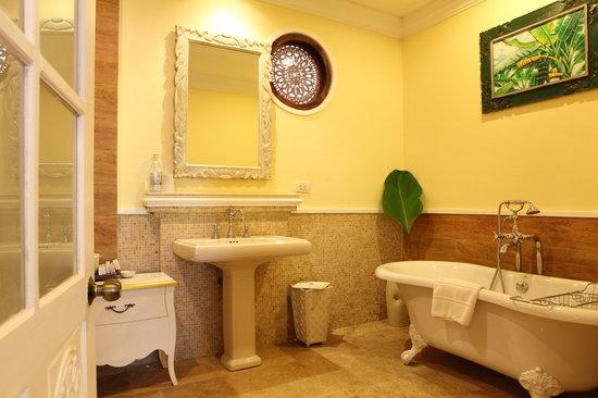 Somvang Khili Villa : Bathroom