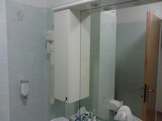 Hotel Mon Repos Hermitage: Bagno