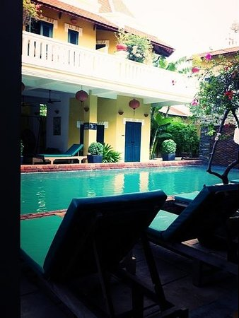 Golden Banana Boutique Hotel: Pool