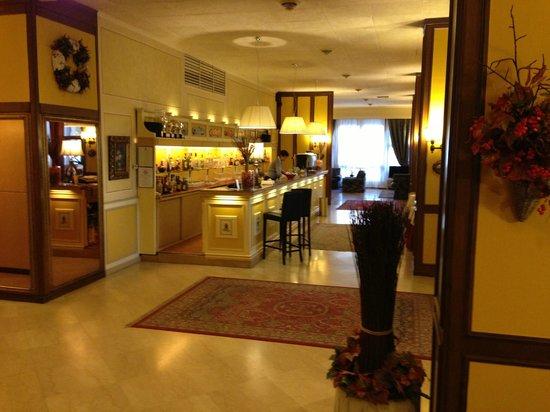 Hotel Ambasciatori: The bar
