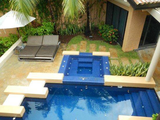 Banyan Tree Mayakoba: Spa Pool Villa Jacuzzi